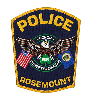 Police uniform patch