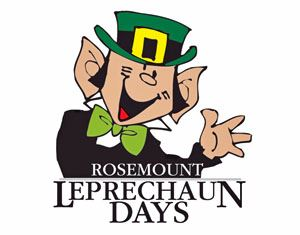 Logo for Leprechaun Days